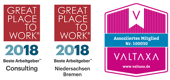 Great Place to Work und VALTAXA