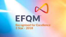 HSP STEUER Hannover mit 3 EFQM-Sternen ausgezeichnet