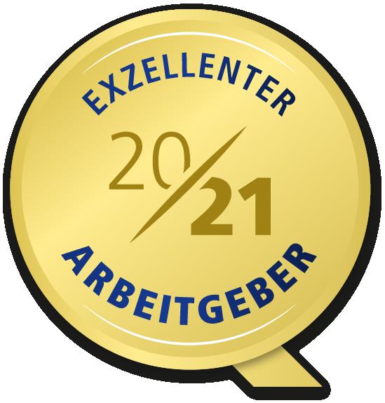 Exzellenter Arbeitgeber 2021